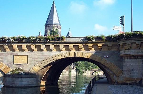 La ville de metz en lorraine kling38 39 s blog - Cora en ville metz ...
